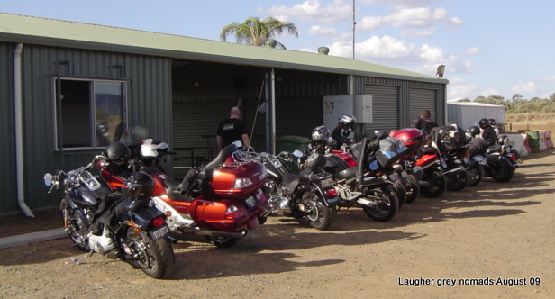 Blackwater Social Riders Clubhouse